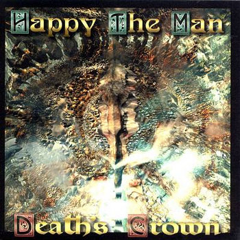 Death's Crown cover art