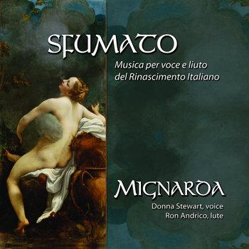 Sfumato: Musica per voce e liuto del Rinascimento Italiano cover art