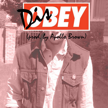Disobey (prod. by Apollo Brown) cover art