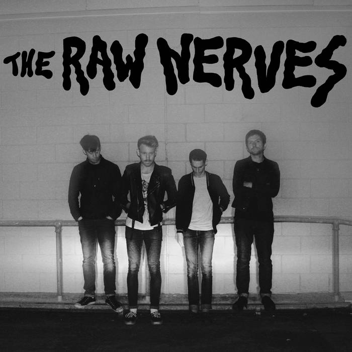 The Raw Nerves cover art