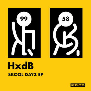 Skool Dayz EP cover art
