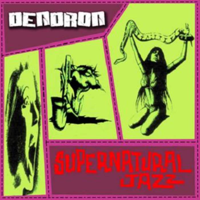 Supernatural Jazz cover art