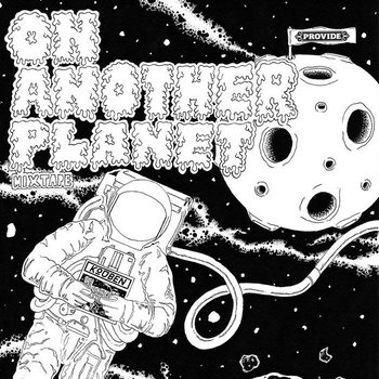 On Another Planet Mixtape cover art
