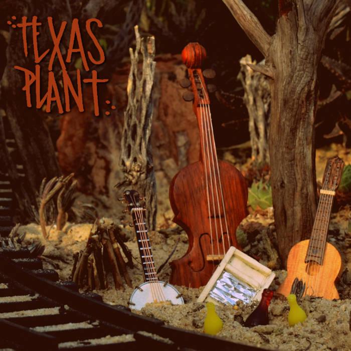 Texas Plant cover art