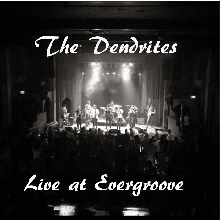 Live at Evergroove cover art