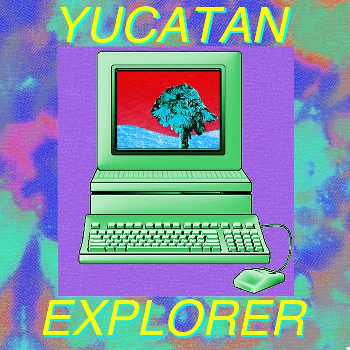 Yucatan Explorer cover art