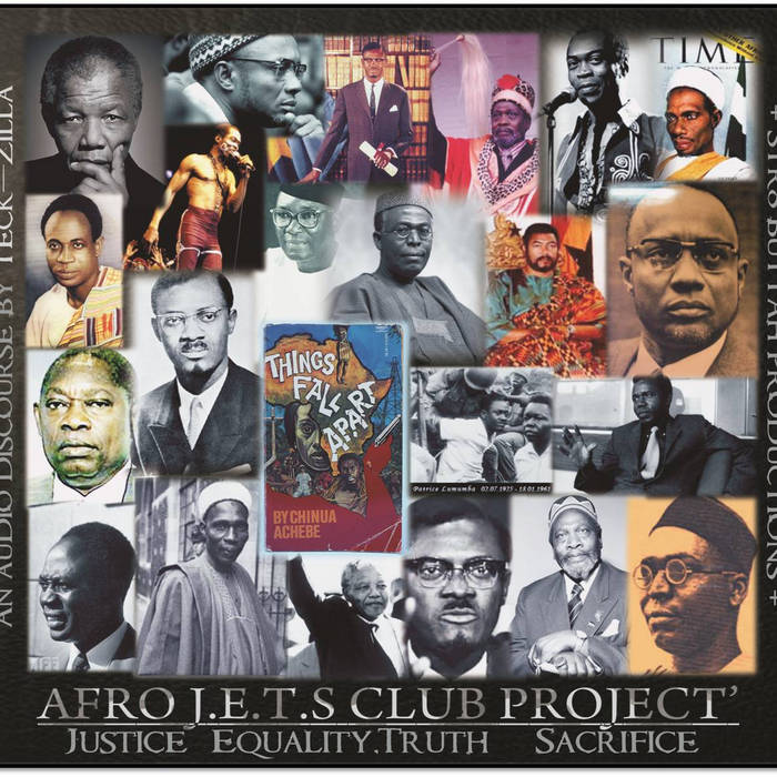 Afro J.E.T.S Club Project cover art