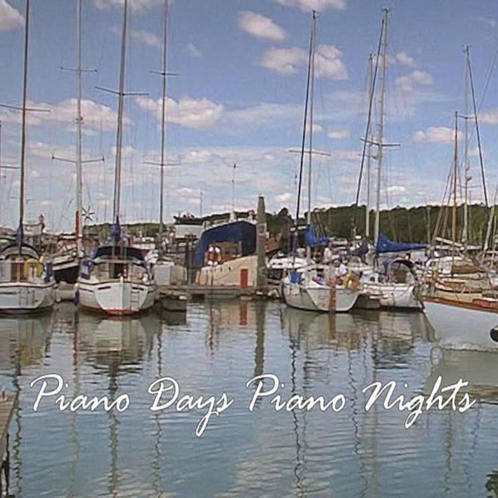Piano Days Piano Night cover art