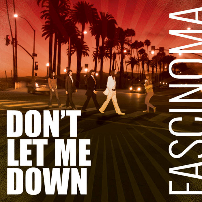 Don't Let Me Down | A Beatles Cover Album cover art