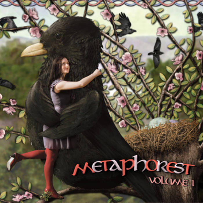 Metaphorest Volume I (Digital) cover art