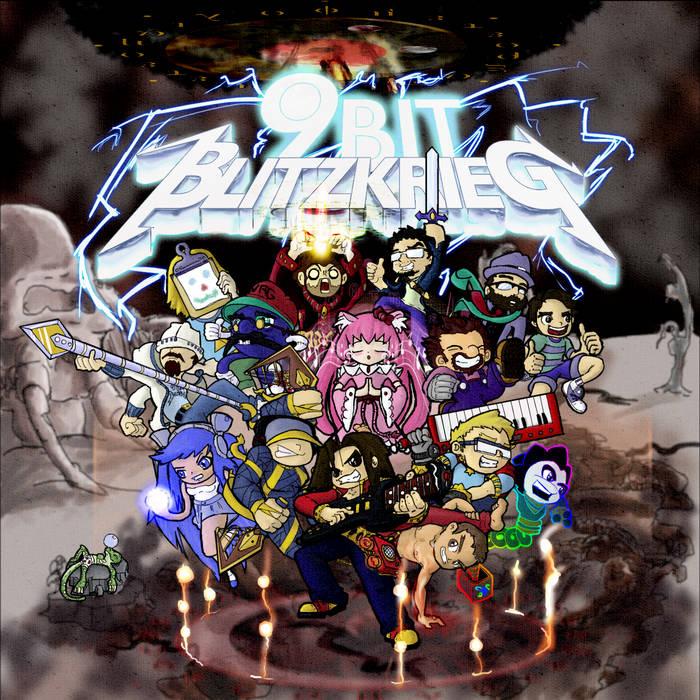 9-bit Blitzkrieg cover art