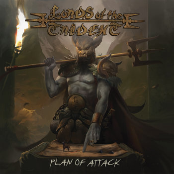 Plan of Attack cover art