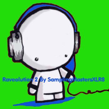Raveolution 2 cover art