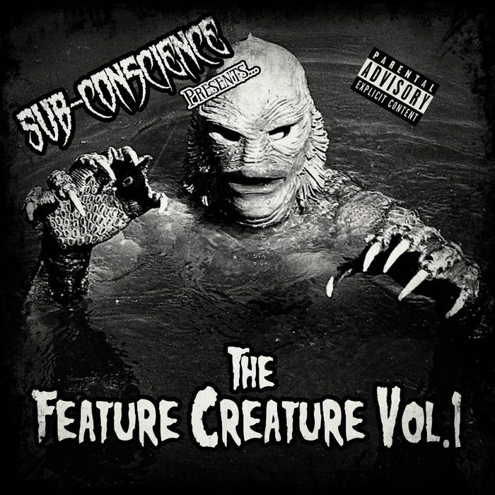 The Feature Creature Vol.1 cover art