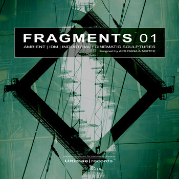 FRAGMENTS 01 cover art