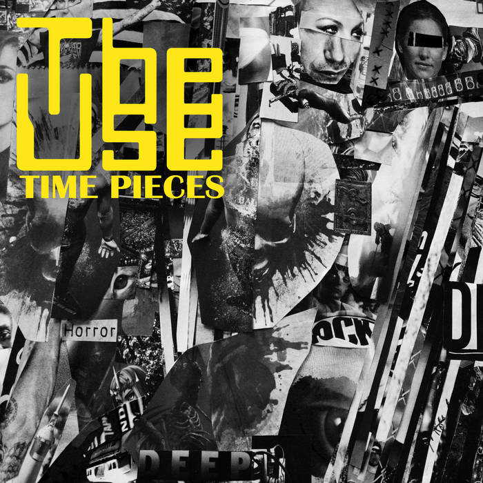 Time Pieces cover art