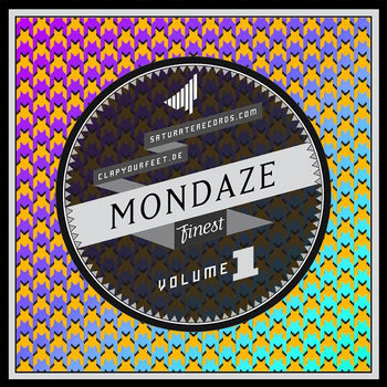 Mondaze Finest Vol. 1 cover art
