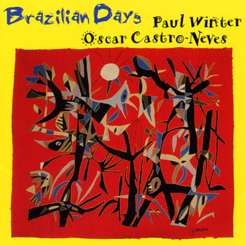 Brazilian Days cover art