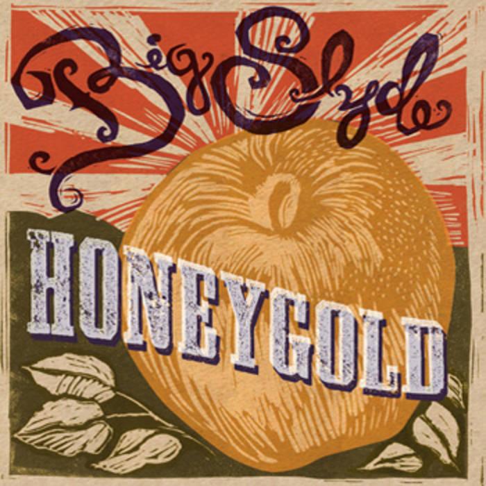 Honey Gold cover art