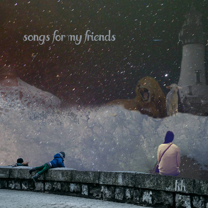 songs for my friends cover art