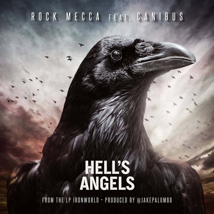 Hell's Angels (Feat. Canibus) cover art