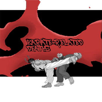 KARATE-RELATED DEATHS cover art