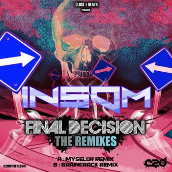 Final Decision [Remixes] cover art