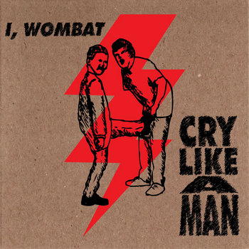 Cry Like A Man cover art