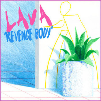 Revenge Body cover art