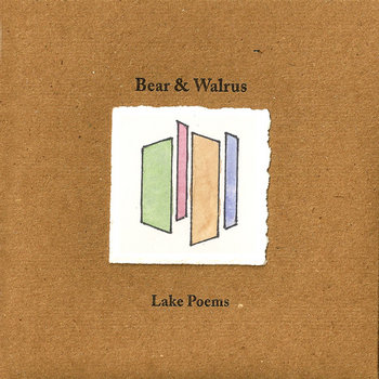 Lake Poems cover art
