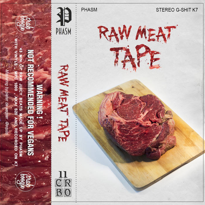 Raw Meat Tape cover art