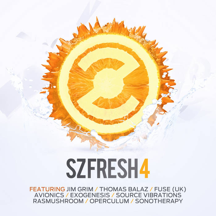 SZ Fresh Vol. 4 cover art