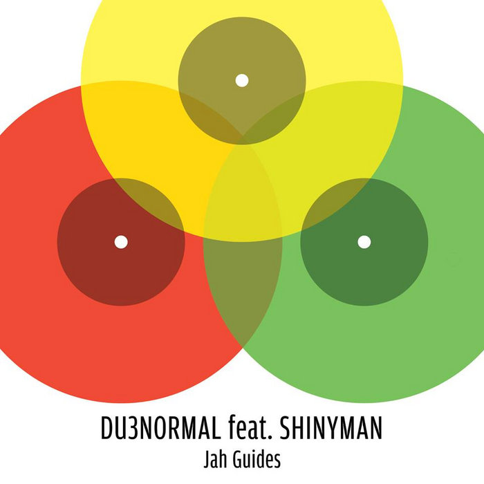 DU3normal ft. Shinyman - Jah Guides cover art