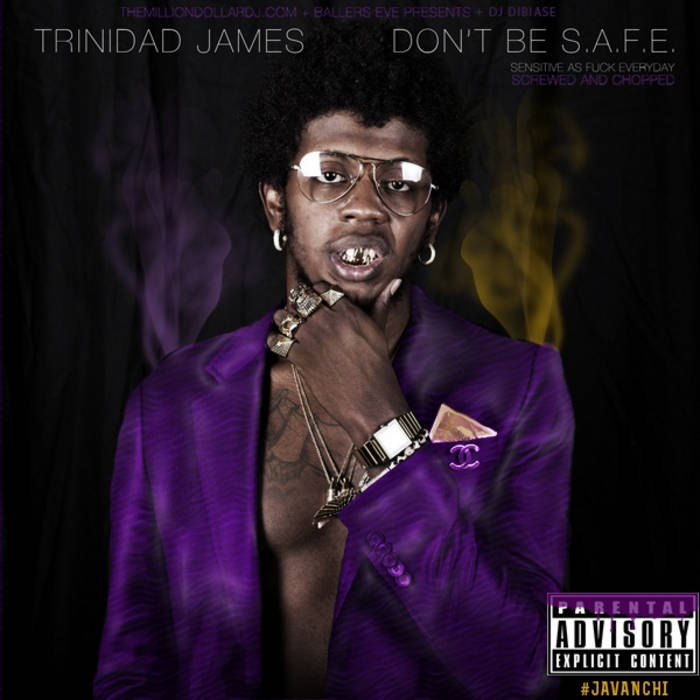 Dont Be Safe- Chopped and Screwed cover art