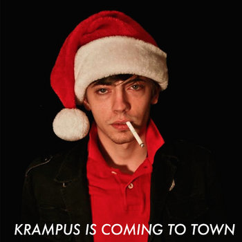 Krampus is Coming to Town cover art