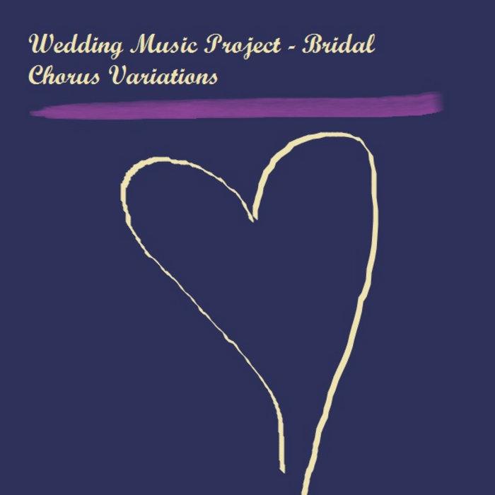 Bridal Chorus Variations cover art