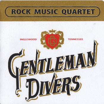 Gentleman Divers cover art