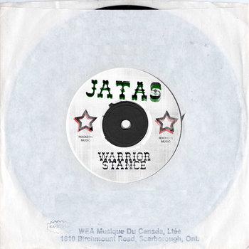 Warrior (digital 45) cover art