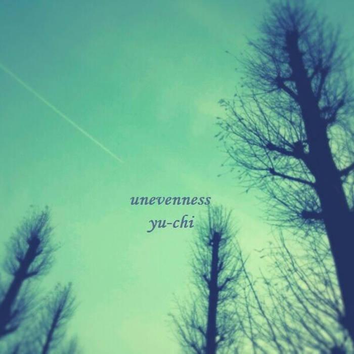 unevenness cover art