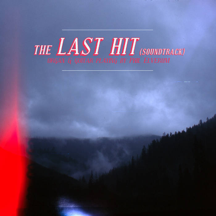 the LAST HIT (soundtrack) cover art
