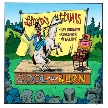 Cool The Burn cover art