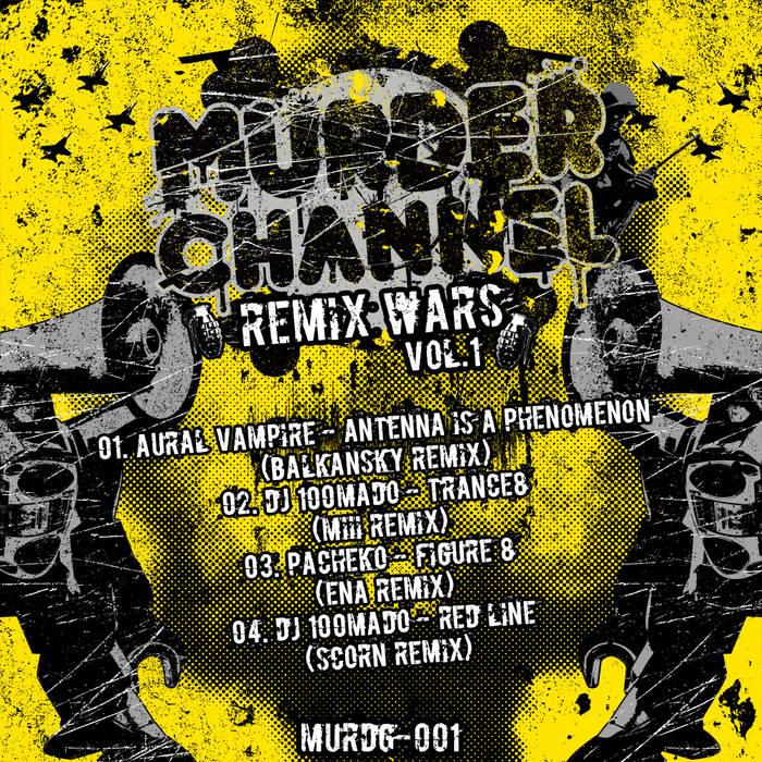 ReMix Wars Vol.1 cover art