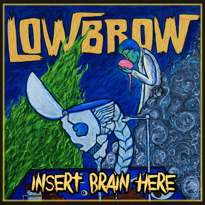 Insert Brain Here cover art