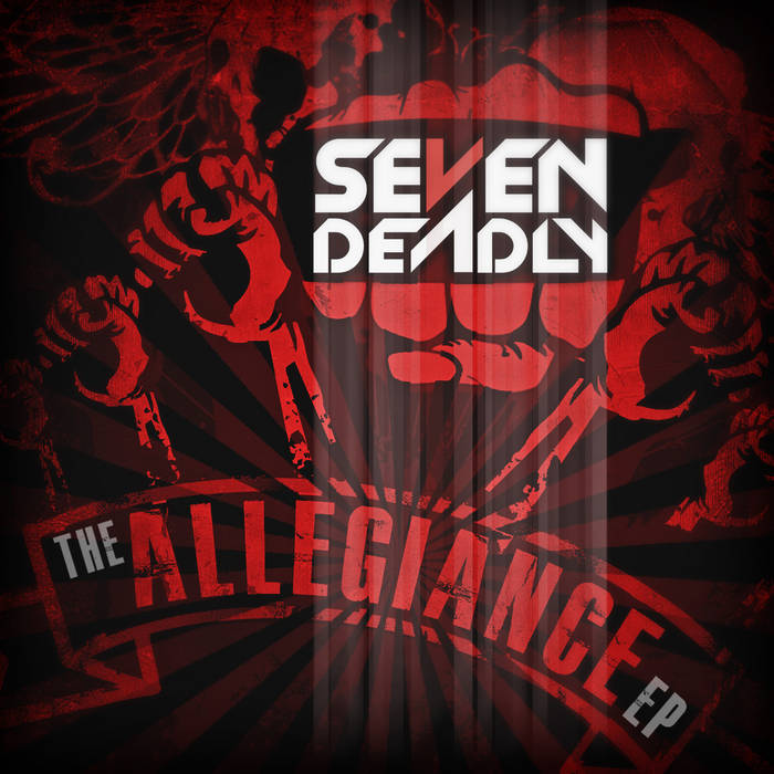The Allegiance EP cover art