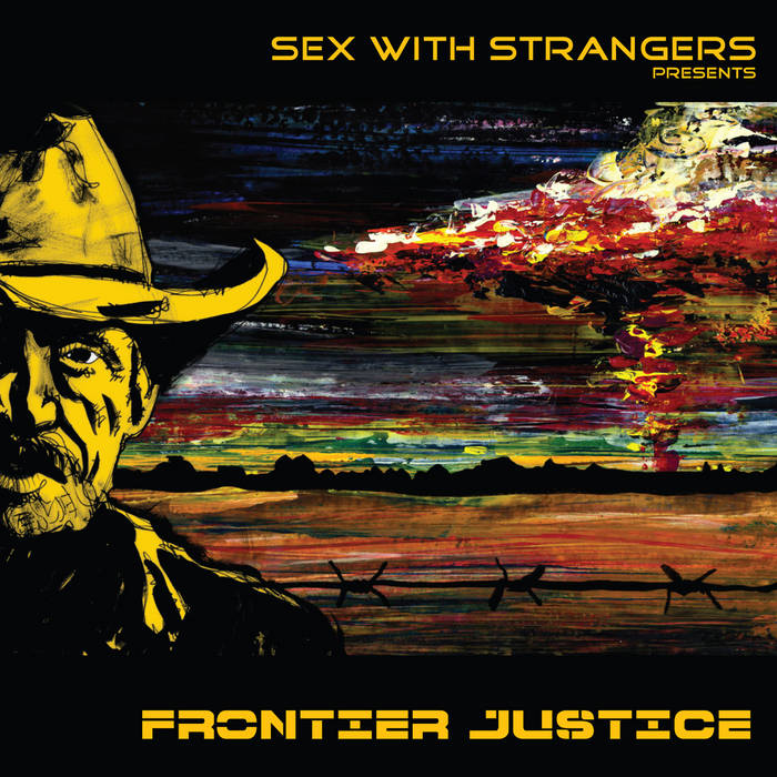Frontier Justice cover art