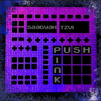 PUSH PINK cover art