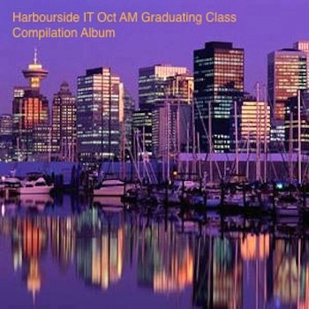 Harbourside IT Oct AM Graduating Class Compilation Album cover art