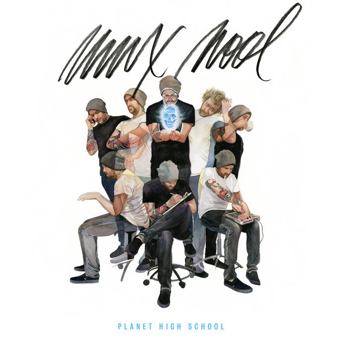 Planet High School cover art