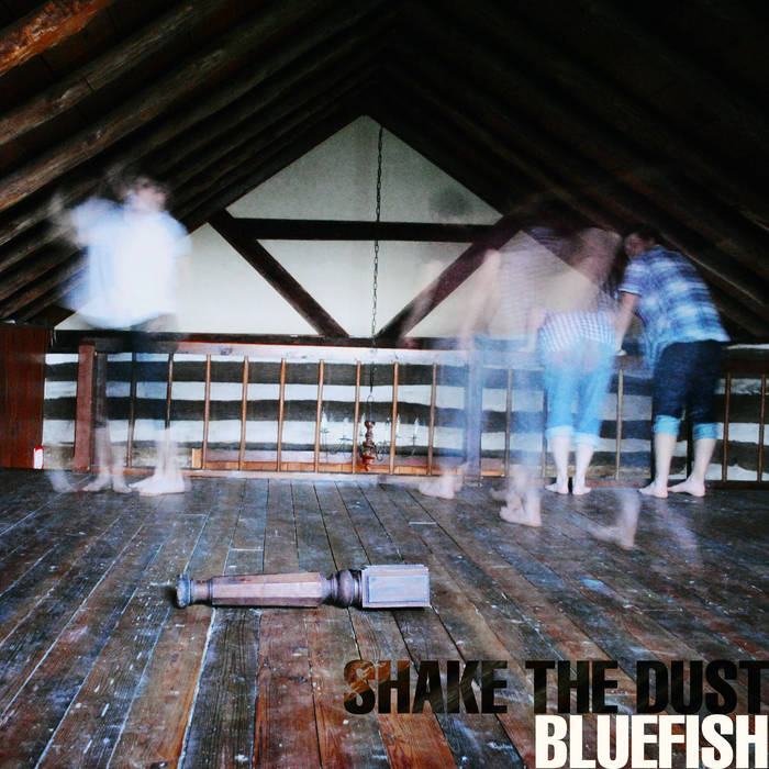 Shake the Dust - EP cover art