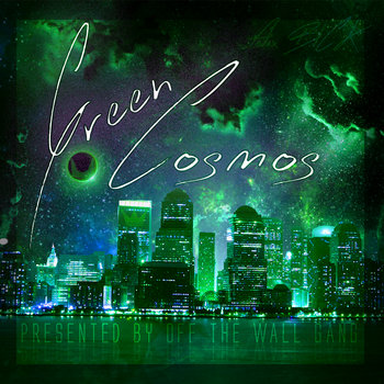 Green Cosmos cover art